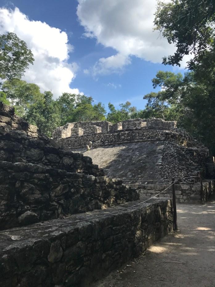 Exploring the Ancient Mayan Ruins of Coba