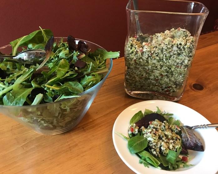 Chopped Veggie Salad Dressing