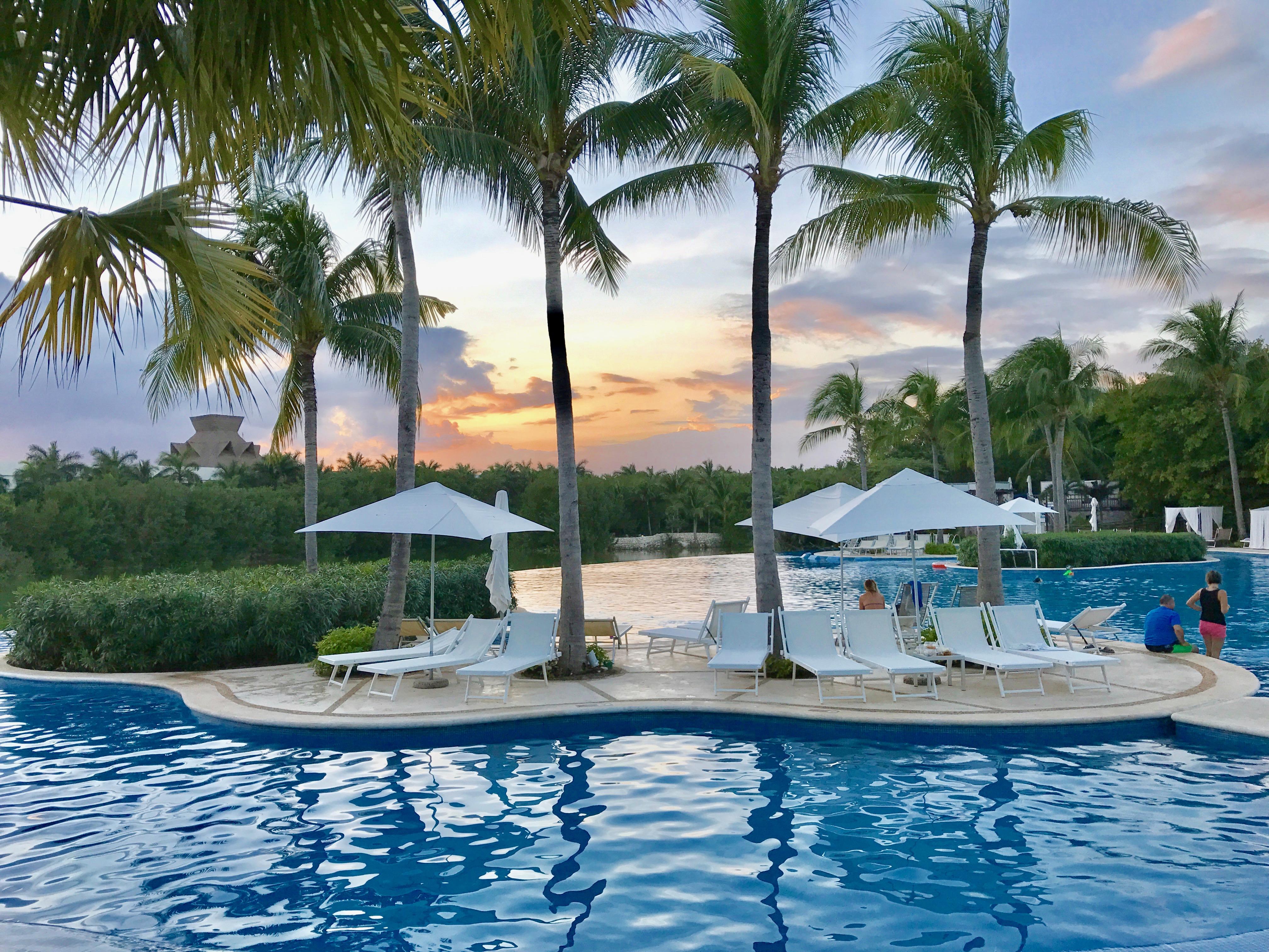 Vidanta Riviera Maya Pool