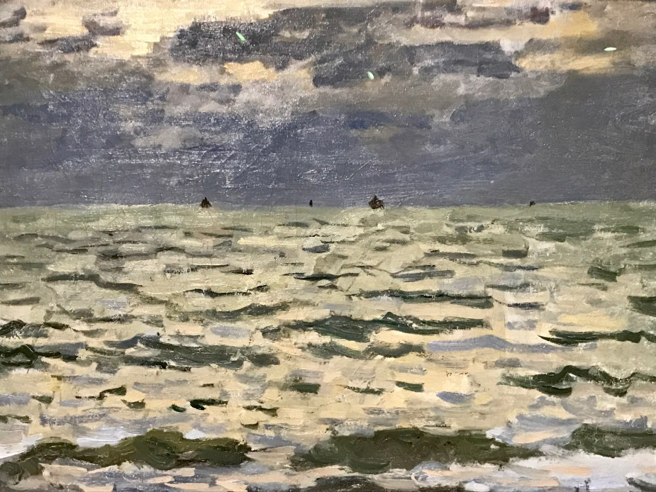 Monet the Early Years  (Seascape 1866)