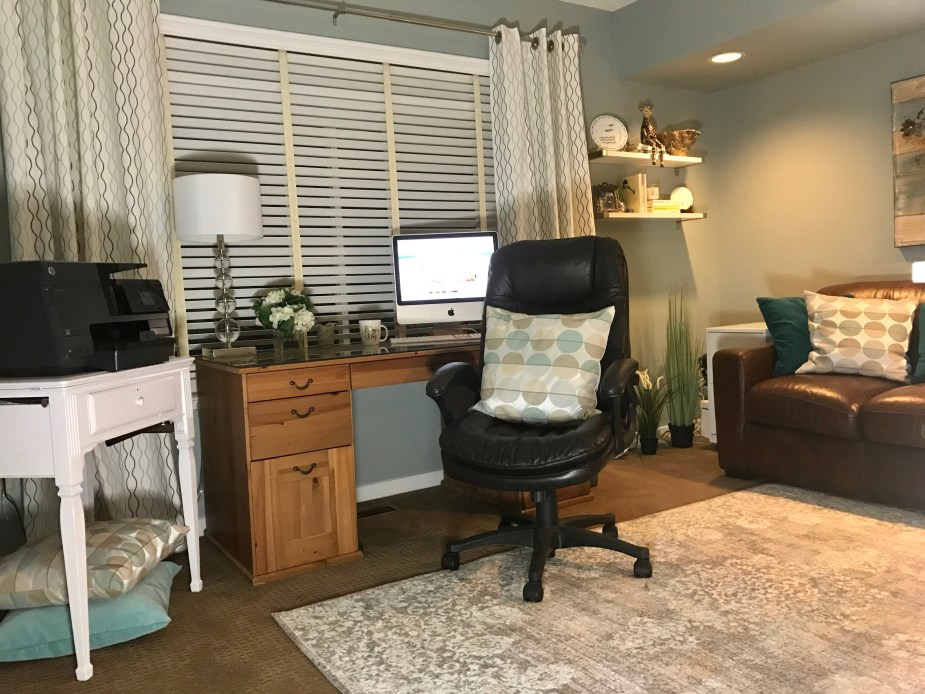 ORC: The Home Office Guest Room Week 6 - The Reveal