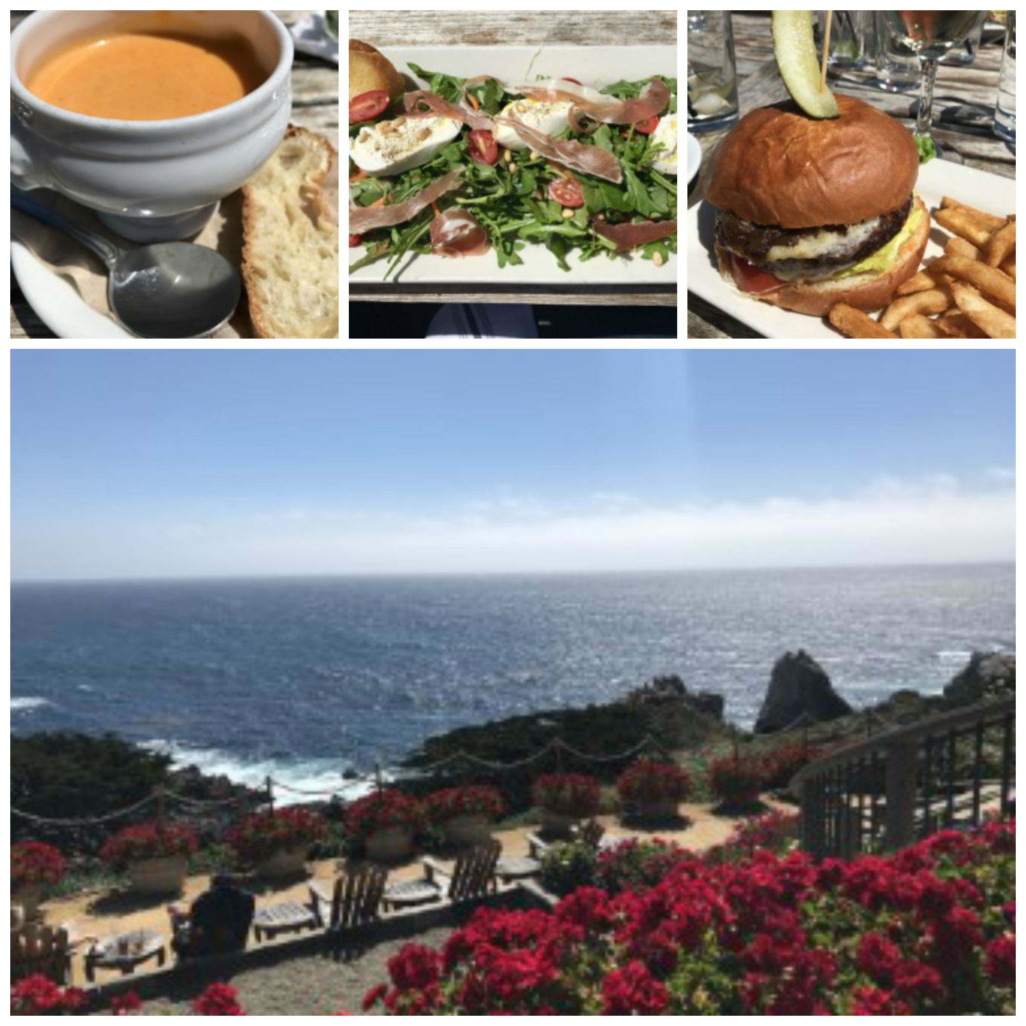 Rocky Point View and Food