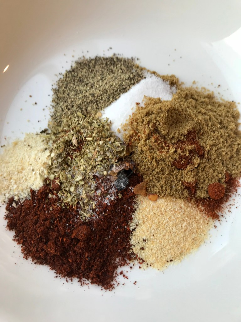 Taco Seasoning for a Fresh and Delicious Taco Salad