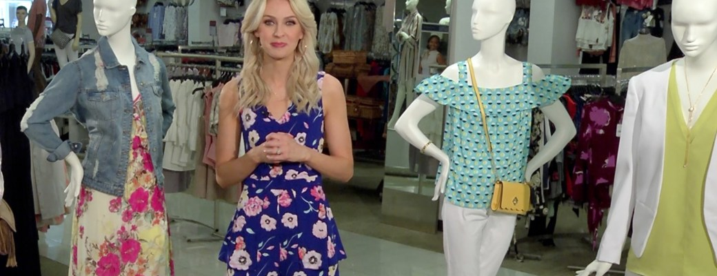 What are Vogue, Cosmo, and Emily Foley Saying About Summer Fashion?