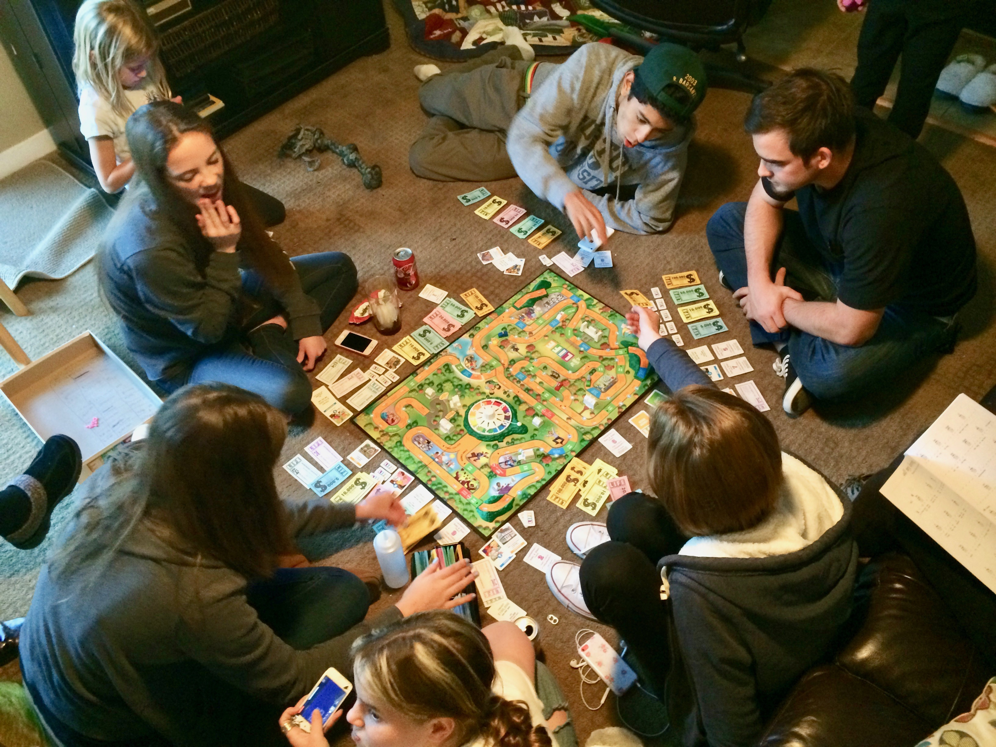 family game monopoly