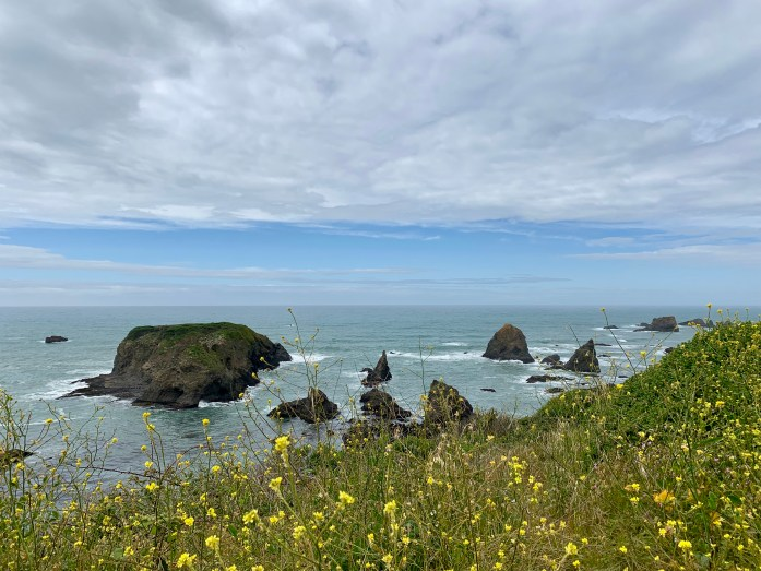 A Weekend in Mendocino, CA