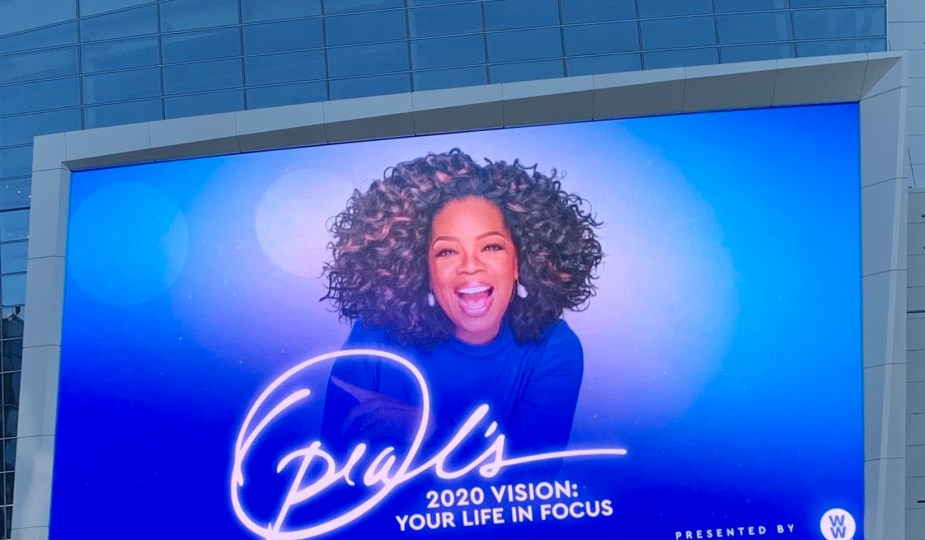 My Day with Oprah - 2020 Vision Tour