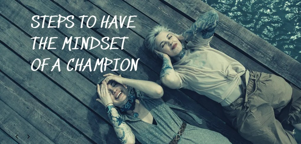 steps to have a healthy mindset