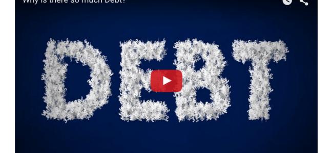 Why so much debt?