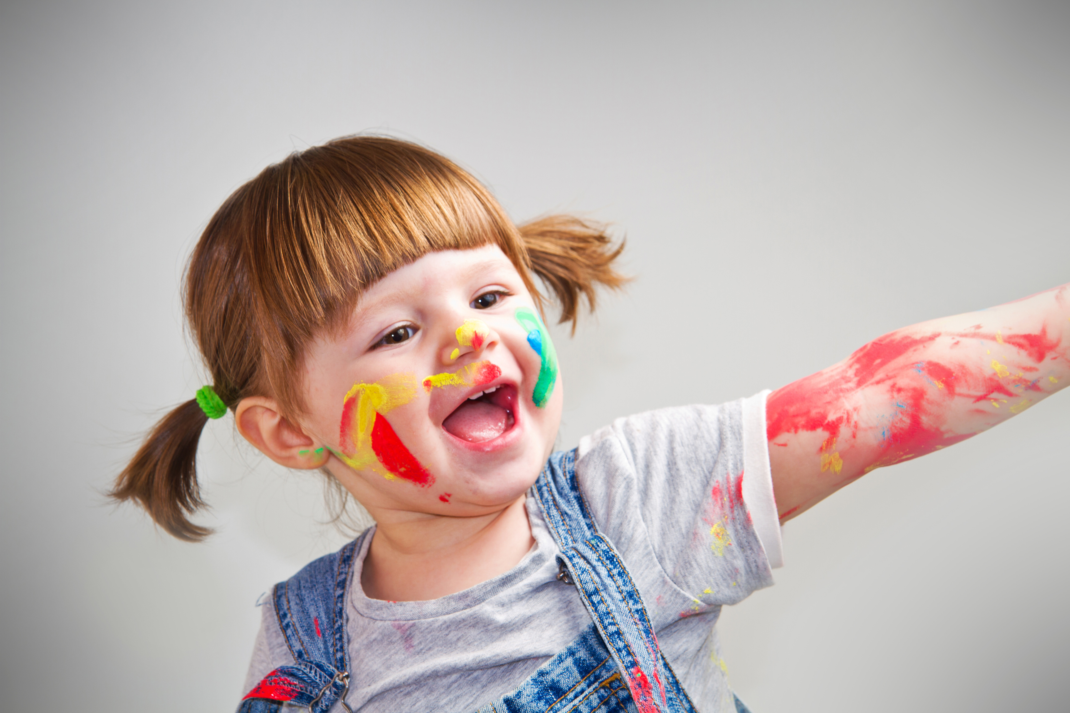 The Benefits of Messy Play And How To Make it Slightly Less Messy
