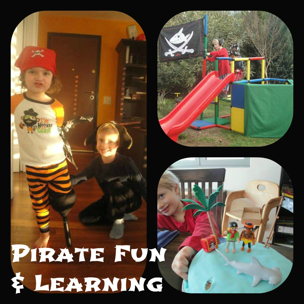 Arr matey! Fun and Learning with Pirate Play.