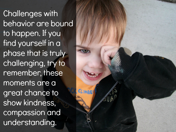 Positive Parenting: Don't Let Bad Moments Define Your Child as a Bad Kid