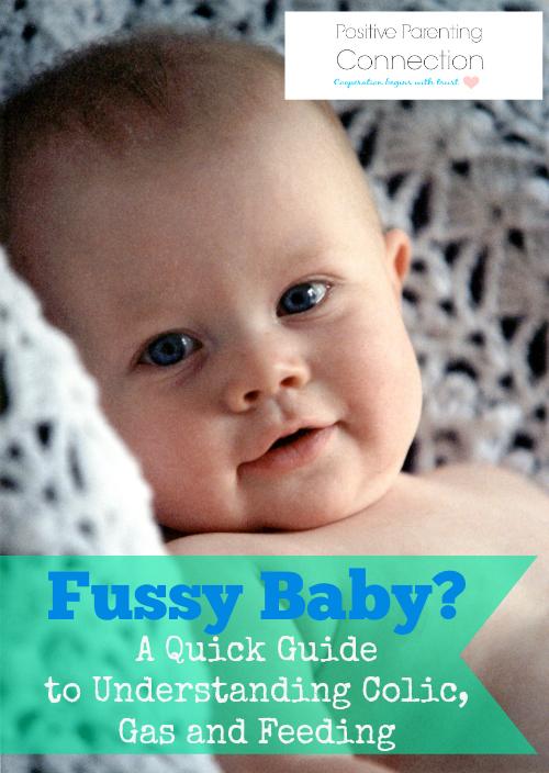fussy baby colic