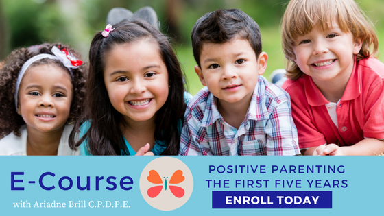 positive parenting class for toddlers and preschool