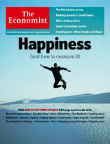 The Economist on happiness