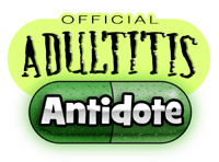 Adultitis Antidote Award