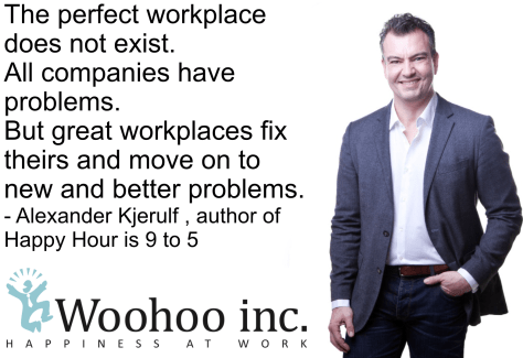 great workplaces fix problems