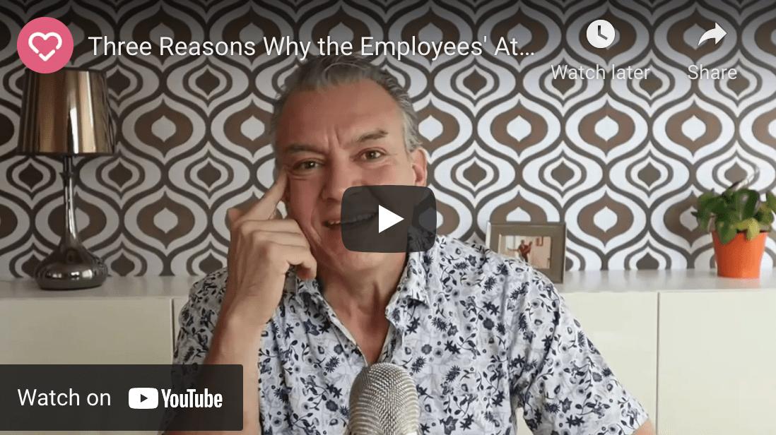 3 ways to improve your employees' attitudes towards the company