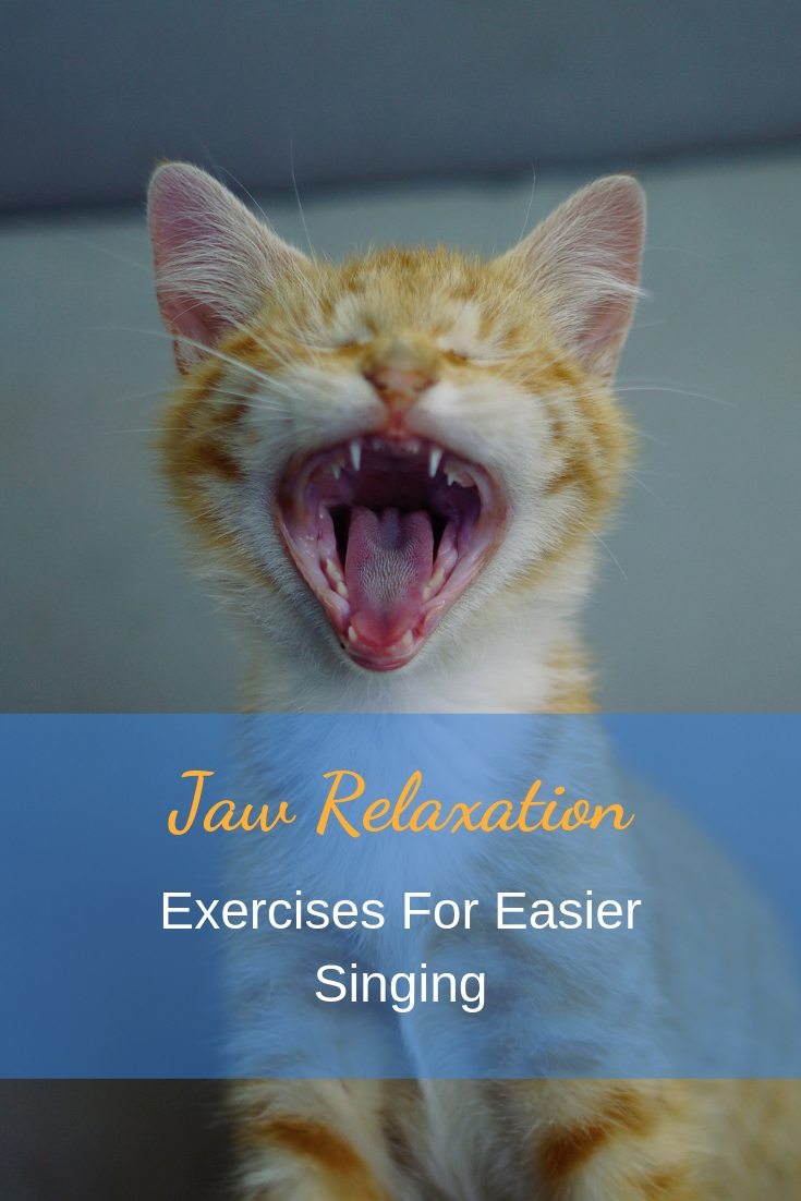 Jaw Relaxation Exercises For Easier Singing