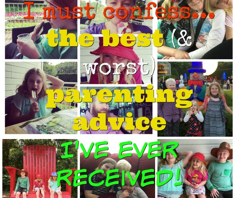 I Don't Need Your Parenting Advice!