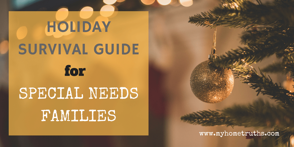 Holiday Survival Guide for Special Needs Families