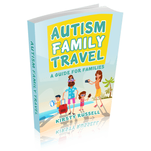 Autism Family Travel book cover