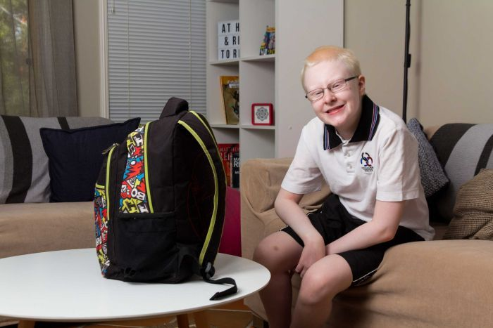 Starting High School with Albinism