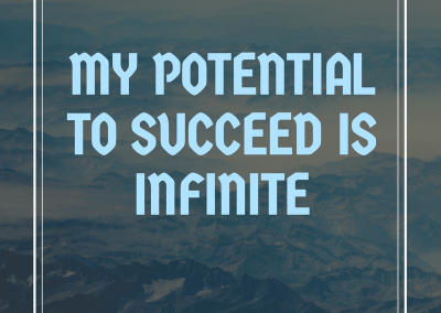 succeed affirmation