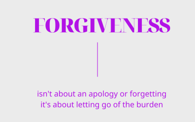 Why is it so Hard To Forgive?