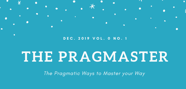The PragMaster – Positive Ways Newsletter