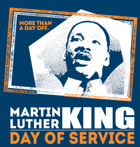 MLK Day of Service @ MLK Center