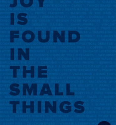 31: Find joy in the small things (a lesson from WMC Fest)