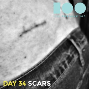 Scars should be a badge of honor, not something we see as a disfigurement.