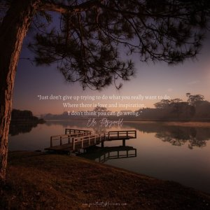 determination ella fitzgerald quote of the day dont give up blog featured image2