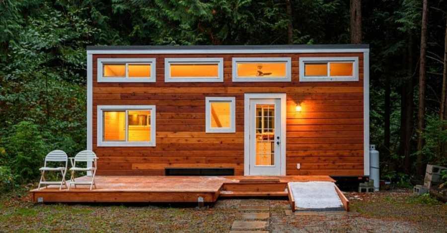 30 mini-maisons en bois pour reloger les sans-abri : à Namur, un magnifique projet