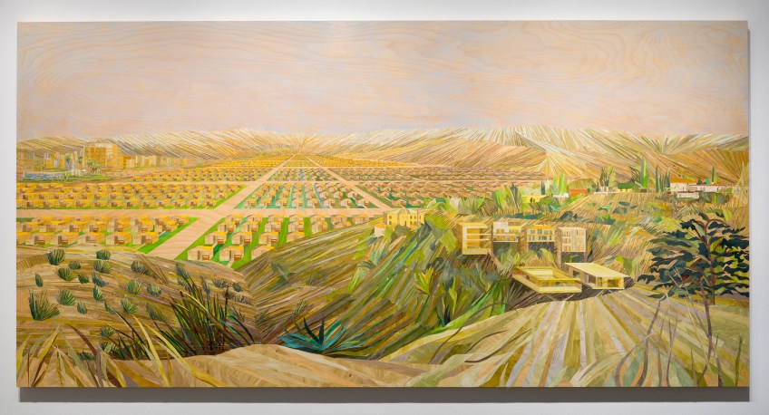 Mulholland Drive (2012) (Better Homes and Gardens exhibition at Smack Mellon)