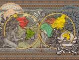1799 Explorers' Routes (2015) Copyright malala andrialavidrazana Courtesy AFRONOVA GALLERY