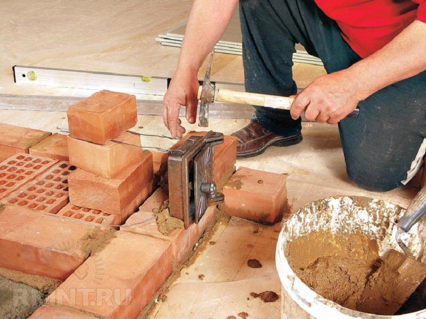 Tegelugn för hem med egna händer