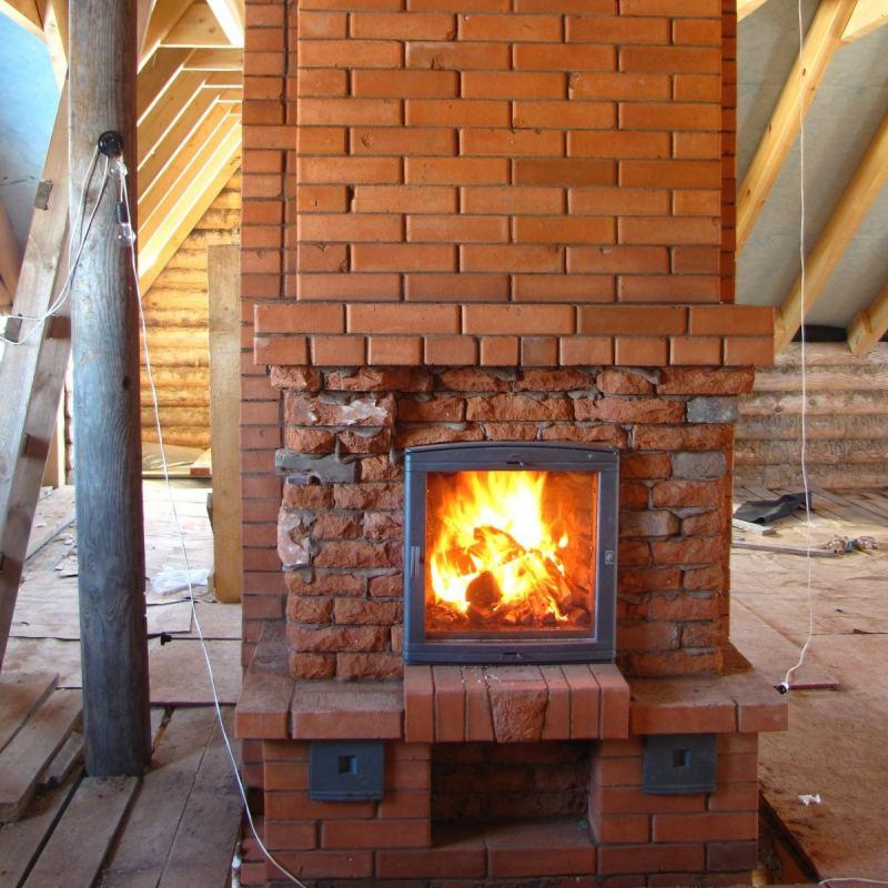 اجاق آجر برای خانه (115 عکس): دستورالعمل برای نصب با دست خود، اجاق گاز