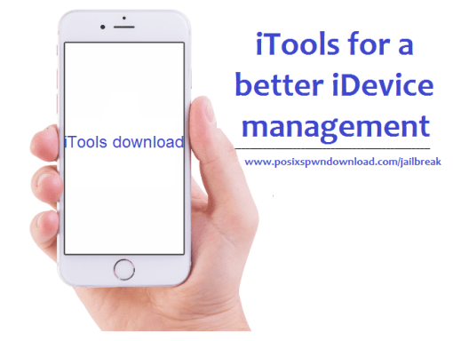 iTools download to make your iDevice management simpler through Mac