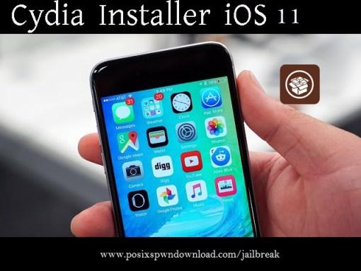 ios 11 cydia installer