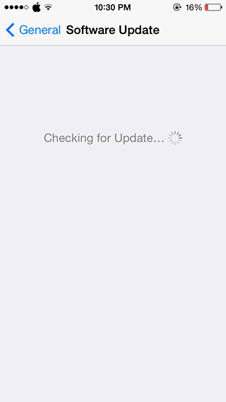 how to update jailbroken iphone