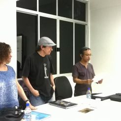 2014 - Defesa de dissertação de Armstrong da Silva Santos