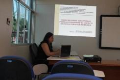 2015 - Defesa de dissertação de Elaine Costa Honorato