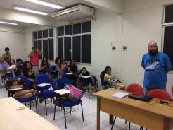 2018 - Defesa de dissertação de Jorge Neto de Andrade Nobre
