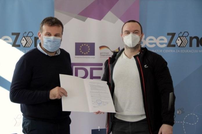 Za 9 mladih poduzetnika u Travniku 97 hiljada KM