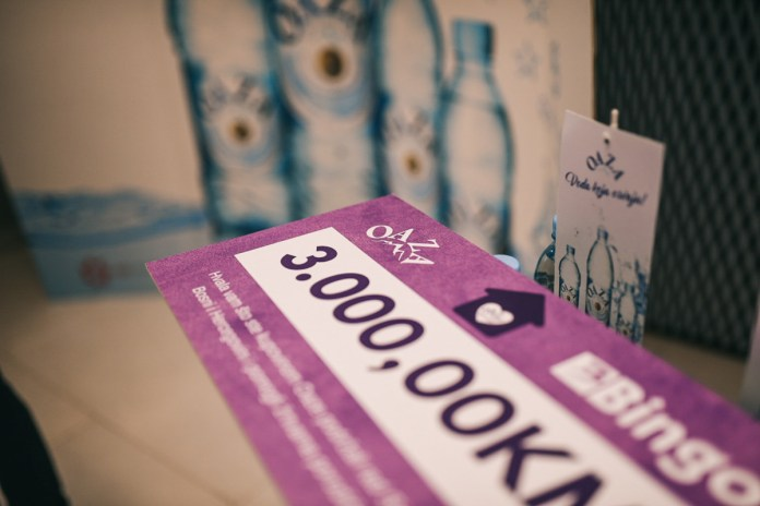 Bingo i Oaza uručili donaciju Sigurnim kućama u BiH