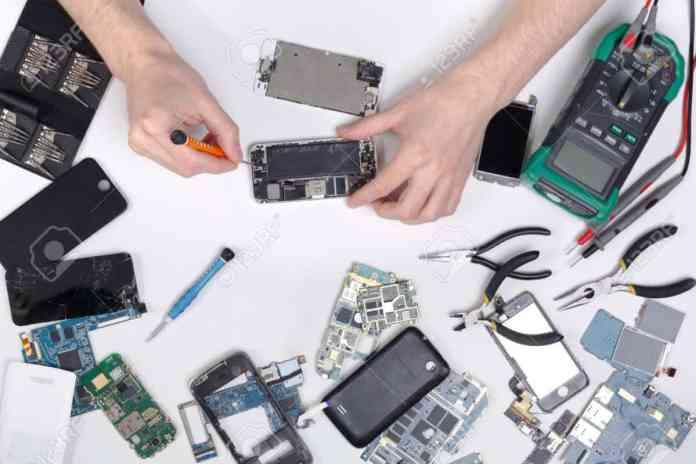 Kako otvoriti servis za mobilne telefone