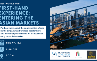 An invitation to our free event; First-hand experience: Entering the Asian Markets