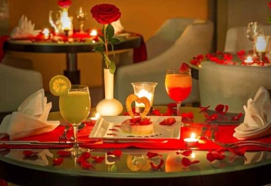 Image result for fancy dinner for black people on  valentnes day